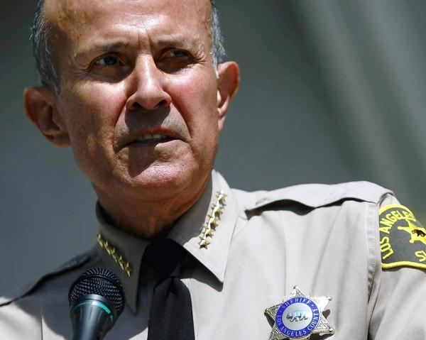 Sheriff Lee Baca has come under criticism for problems in the Los Angeles County jail system.