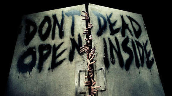Walking Dead: Dead Inside haunted maze during Halloween Horror Nights