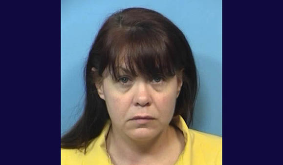 Mary Marra, 44. DuPage County Jail photo
