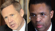 WASHINGTON — Rep. Jesse Jackson Jr. remained away from the House Monday, skipping three votes despite returning to the nation's capital from the Mayo Clinic, where he was treated for bipolar depression.