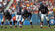 Bears' Webb grows up in opener