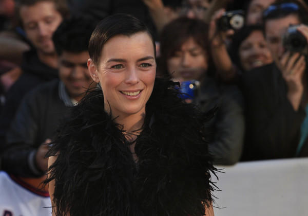 "Actress Olivia Williams arrives at Roy Thomsom Hall for the premiere of ""Hyde Park on the Hudson"" at the Toronto Film Festival on Monday. <style type=""text/css"">