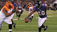 At this point in his Hall of Fame-bound career, Ed Reed doesn't need to remind voters of his prowess as a playmaker. But just in case there were a few non-believers, the Ravens free safety offered a firm rebuttal.