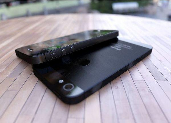 The most significant rumor leading up to the next iPhone is talk of a larger screen. Above, a user concept of the next iPhone.