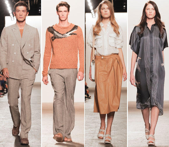 Billy Reid spring - summer 2013