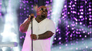 "LOS ANGELES (AP) — Just call <span id=""lw_1347315071_0"" class=""yshortcuts cs4-visible"">CeeLo Green music</span>'s newest Santa Claus."