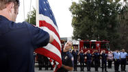 Photo Gallery:  Glendale Fire Dept. holds 911 ceremony