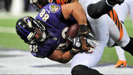 Ravens' Dennis Pitta, Joe Flacco a winning combo so far