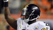 Jonathan Dwyer, RB, Steelers