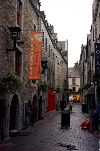 If you're making plans to visit Ireland, consider starting in Galway City, a compelling curiosity shop of a metropolis