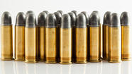 Buy, sell or give away .50 caliber armor-piercing bullets in Connecticut and you could spend a year in state prison. But using the Internet to pick up a few thousand rounds of 9 mm ammo for your Glock, no problem dude.