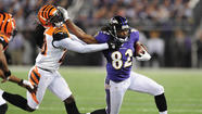 <em>Every Tuesday, blogger Matt Vensel breaks down a critical play, sometimes with input from Ravens players, from that week's game. Today, he looks at Torrey Smith's 52-yard reception in the 44-13 victory over the Bengals.</em>