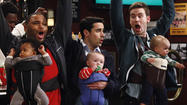 "NBC's new ""Guys with Kids"" (<em>9 p.m. Wednesday, NBC; half star out of 4</em>) is the sitcom equivalent of a loaded diaper. It stinks."