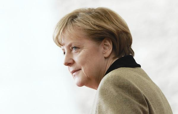 German chancellor Angela Merkel topped the list of Forbes' 100 Most Powerful Women.