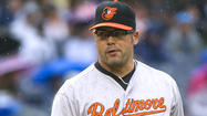 News of Kevin Gregg being designated comes as shock to Orioles' pitchers