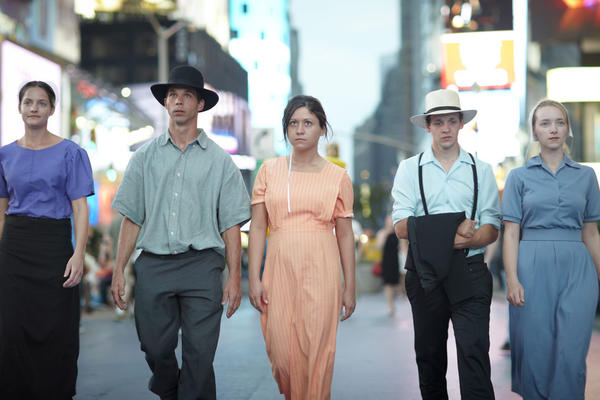 Not the teenage rumspringa beloved of unscripted and scripted TV alike, but an adult variation, in which Amish ages 20 to 32 move to New York City to experience a life of zippers, papaya shakes and people who don't look Amish.
