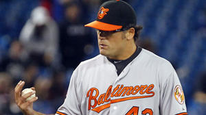 Kevin Gregg 'really disappointed' to be leaving Orioles