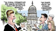 Congressional slackers slink to D.C. to do as little as possible