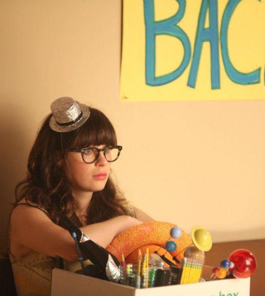 'New Girl' Season 2 pictures: Episode 201