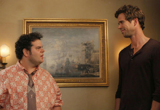 'New Girl' Season 2 pictures: Josh Gad and David Walton, Episode 202