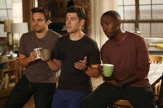 'New Girl' Season 2 pictures: Episode 202