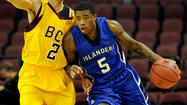 "<a href=""http://www.goislanders.com/sports/mbkb/2011-12/bios/jones_terence_ds2p"" target=""_blank"">Terence Jones</a> had a fine career at Lake Clifton, and after graduating in 2007 the 6-foot-2, 185-pound combo guard fared well during a post-grad season at Notre Dame Prep."