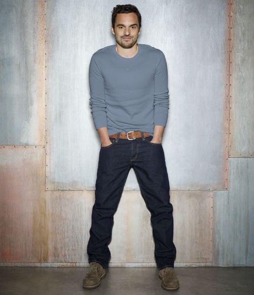 'New Girl' Season 2 pictures: Jake Johnson