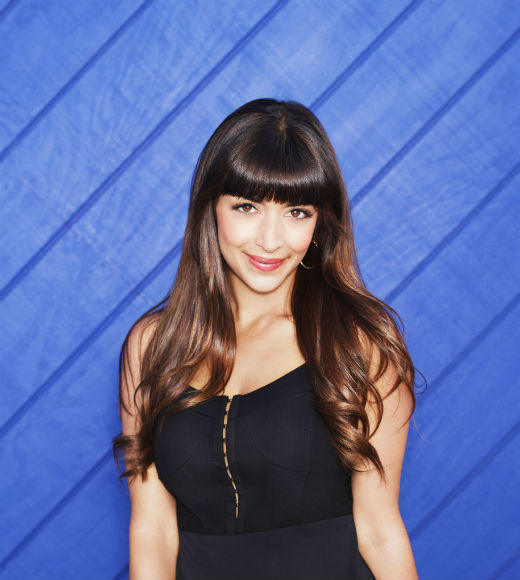 'New Girl' Season 2 pictures: Hannah Simone