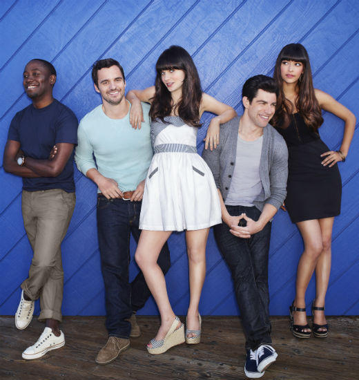 'New Girl' Season 2 pictures: New Girl Season 2