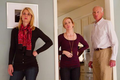"<h3>Wins:</h3><br> <ul class=""unstyled"" id=""emmy-wins""> <li>Drama Series</li>          <li>Actress Drama: Claire Danes as Carrie Mathison</li> <li>Actor Drama: Damian Lewis as Nicholas Brody</li> <li>Writing for a Drama Series</li> <li>Casting for a Drama Series: Junie Lowry Johnson, Libby Goldstein, Judy Henderson, Craig Fincannon, & Lisa Mae Fincannon</li> <li>Single-Camera Picture Editing for a Drama Series: Jordan Goldman & David Latham</li> </ul> <br> <h3>Nominations:</h3><br> <ul class=""unstyled"" id=""emmy-nominations""> <li>Drama Series</li> <li>Actress Drama: Claire Danes as Carrie Mathison</li> <li>Actor Drama: Damian Lewis as Nicholas Brody</li> <li>Directing for a Drama Series</li> <li>Writing for a Drama Series</li> <li>Casting for a Drama Series</li> <li>Single-Camera Picture Editing for a Drama Series</li> <li>Original Main Title Theme Music</li> <li>Sound Mixing for a Comedy or Drama Series (One Hour)</li> </ul>"