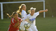 Glastonbury vs Berlin Girls Soccer