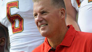 Edsall keeps memories of his time at UConn close