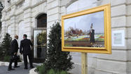 Walters Art Museum goes off the wall