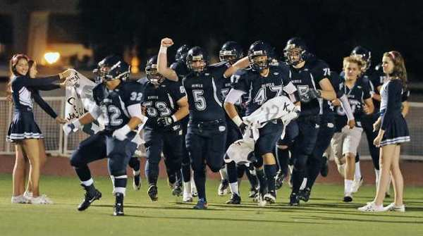 The Flintridge Prep football team concludes its three-game road trip with Villanova Prep Saturday.