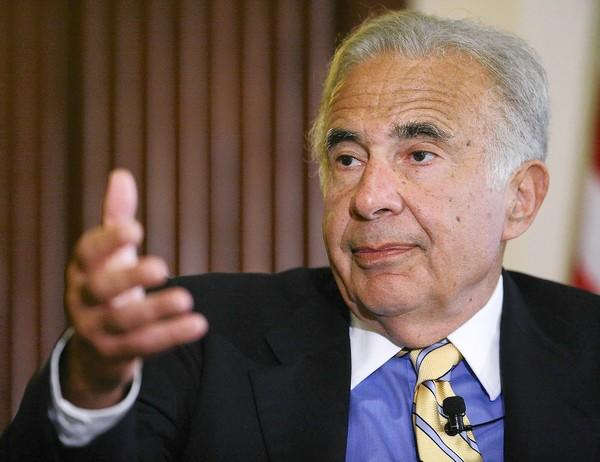 Carl Icahn says Navistar directors are using poison-pill strategies to thwart a takeover and protect themselves.