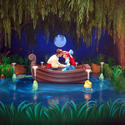 Disney Fantasyland -- The Little Mermaid