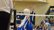 Photo Gallery: Halstead Volleyball vs. Pratt & Smoky Valley