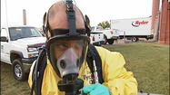 The Environmental Protection Agency (EPA) is sponsoring a Hazmat exercise in Roanoke on September 12th 13th and 14th.