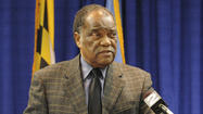 Harford school board president Leonard Wheeler [Pictures]