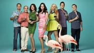 'Cougar Town' cast croons sitcom's Jan. 8 debut on TBS