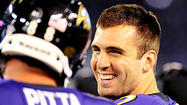 Joe Flacco named AFC Offensive Player of the Week