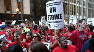 The Windy City is engulfed in a stormy teachers' strike that has gathered front-page national attention. But will it turn out to be just more hot air in the national debate over school reform?
