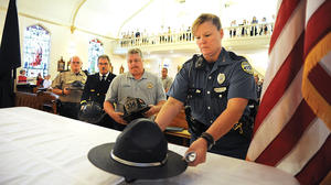 Emergency workers honored at Blue Mass