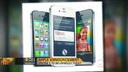 VIDEO What to expect from iPhone 5
