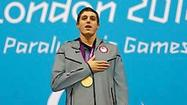 Gold medal winner Ian Silverman [Pictures]