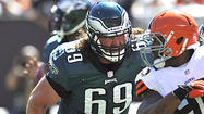 Q&A with Eagles guard Evan Mathis