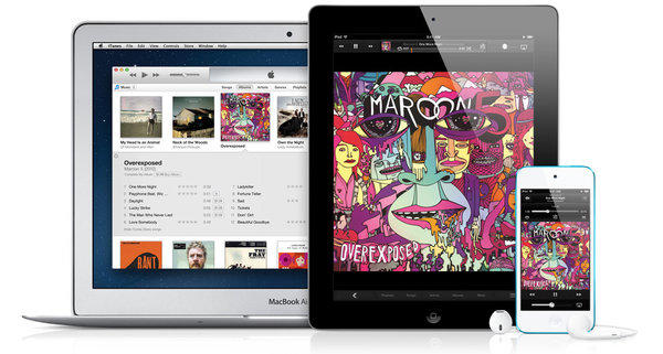 iTunes is getting a makeover.