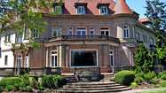 Pittock Mansion in Portland, Ore.