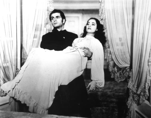 "The 1939 version of Bronte's ""Wuthering Heights"" starred Laurence Olivier and Merle Oberon. For decades, Olivier was the go-to actor for highbrow literary adaptations."