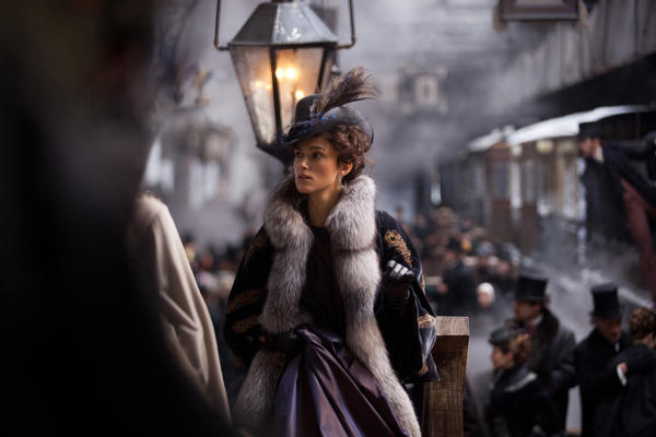 Keira Knightly plays Anna Karenina in the 2012 film of Tolstoy's classic, which was adapted by playwright Tom Stoppard. The role has been performed by dozens of other actresses, including Greta Garbo (in 1935) and Vivien Leigh (in 1948).